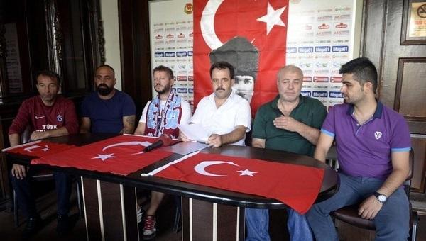 Trabzonspor şehitler için yürüyecek