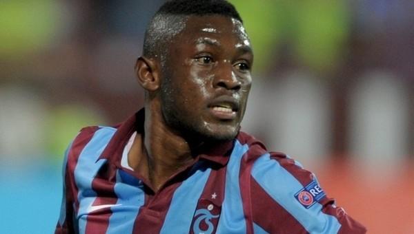 Trabzonspor, Waris'i açıkladı