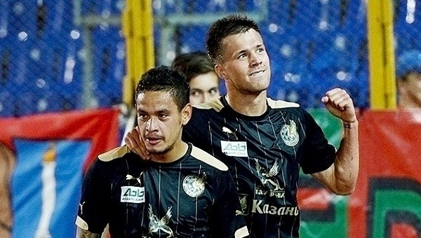 Trabzonspor'u eleyen Rabotnicki, Rubin'e boyun eğdi