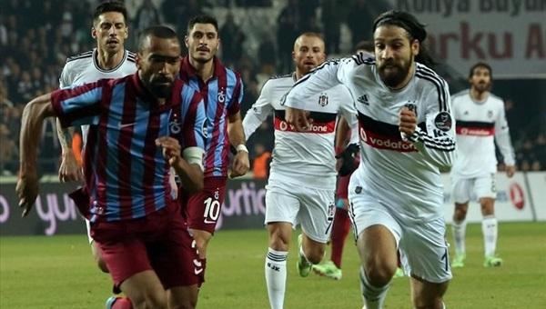 Trabzonspor'un Beşiktaş kabusu