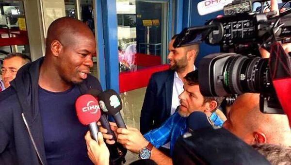 Trabzonspor, Christopher Samba ile anlaştı