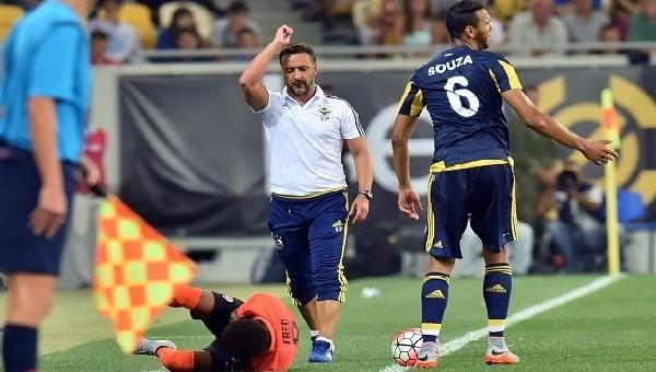 UEFA, Vitor Pereira'nın cezasını açıkladı