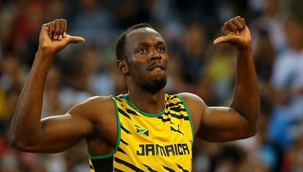 Usain Bolt geçilmiyor
