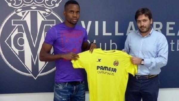 Villarreal, Bakambu'yu açıkladı