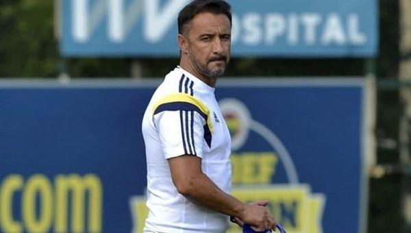 Vitor Pereira Antalyaspor galibiyetini değerlendirdi