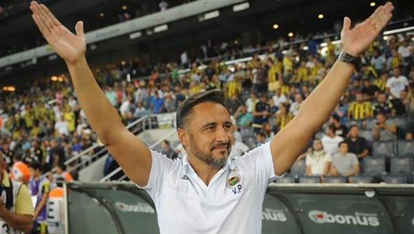 Vitor Pereira: 'Böyle taraftar görmedim'