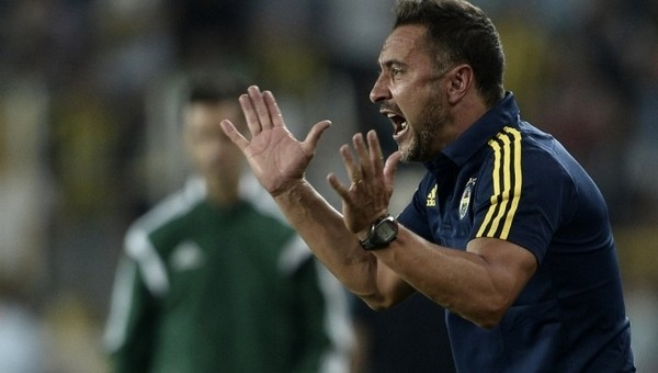 Vitor Pereira: 'Devler Ligi'ne kalacağız'