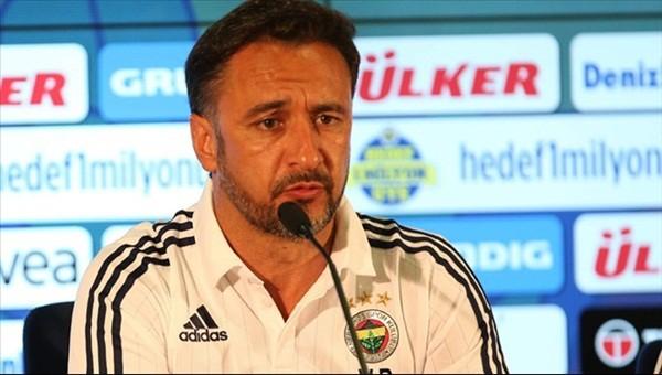 Vitor Pereira oyuncularına güveniyor
