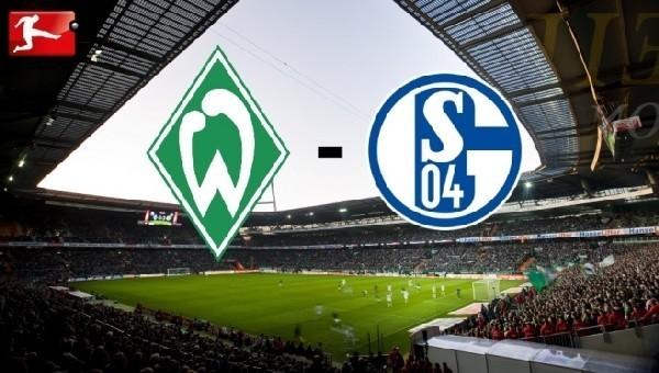 Werder Bremen-Schalke maçı hangi kanalda?