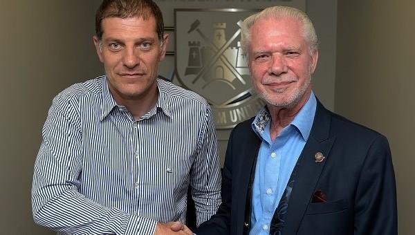 West Ham başkanı açıkladı! Golcü transferi...