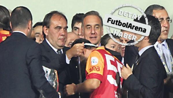 Galatasaray Demirören döneminde 8. kupaya uzandı