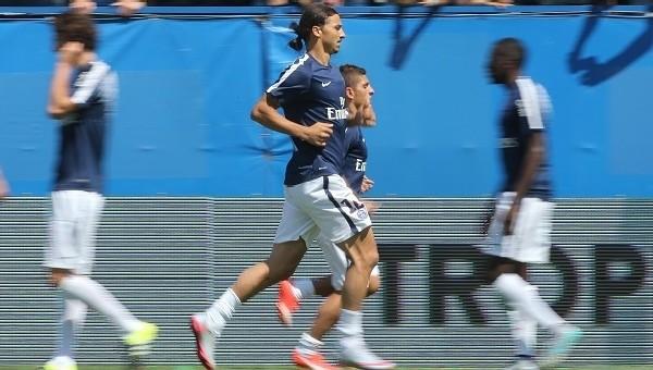 Zlatan Ibrahimovic'ten iyi haber