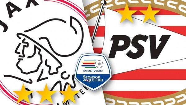 Ajax - PSV Eindhoven maçını şifresiz izle