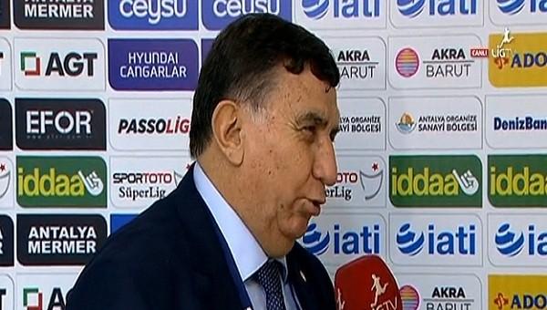Antalyaspor cephesinden hakeme tepki