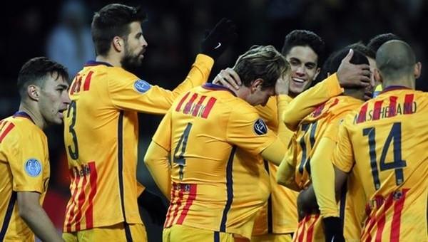 Barcelona deplasmanda zorlanmadı