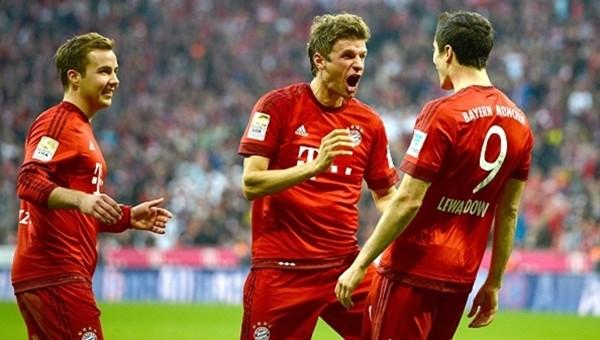 Bayern Münih çok farklı!