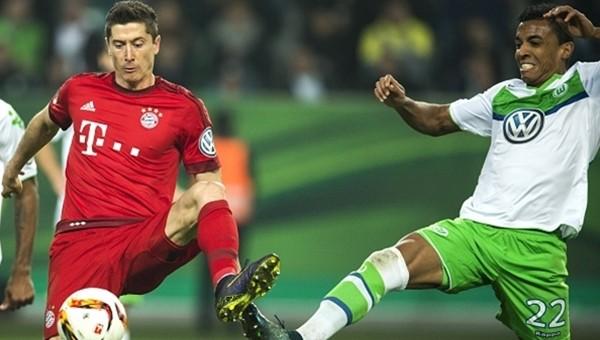 Bayern Wolfsburg'u ilk yarıdan bitirdi