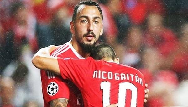 Benfica'da Galatasaray maçı öncesi şok sakatlık