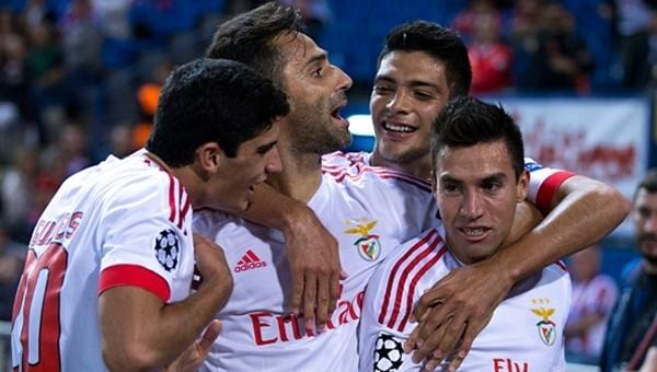 Benfica'dan sürpriz! Deplasmanda kazandılar...