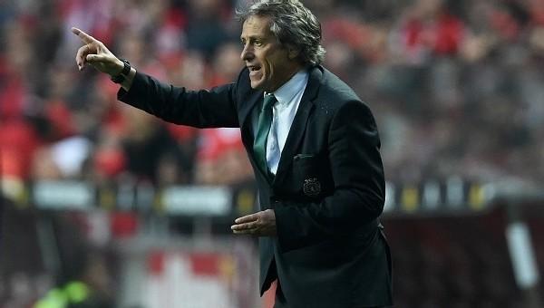 Benfica'yı yıkan adam Jorge Jesus