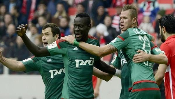 Beşiktaş'ın rakibi Lokomotiv Moskova derbide kazandı