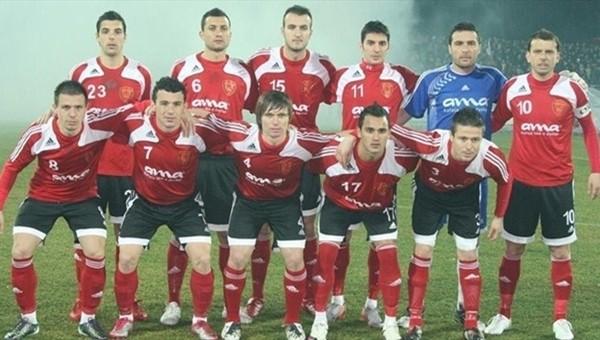 Beşiktaş'ın rakibi Skenderbeu ilk kez kaybetti