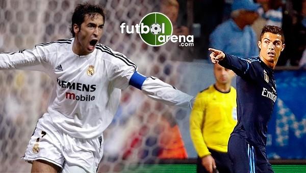 Cristiano Ronaldo, Real Madrid tarihine geçti