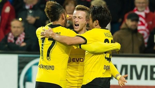 Dortmund yoluna devam ediyor