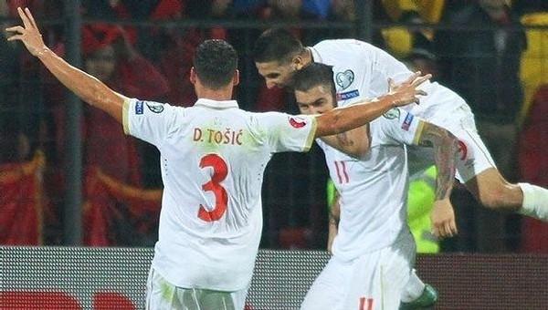 Dusko Tosic'ten olay hareket için açıklama