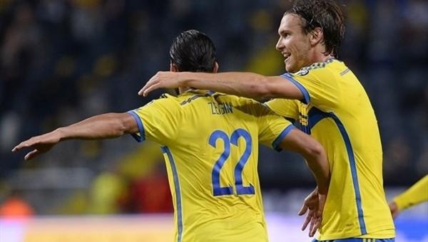 Erkan Zengin, Ibrahimovic'i takip ediyor