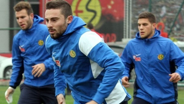 Eskişehirspor'lu futbolcu Galatasaray öncesi iddialı