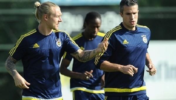 Fenerbahçe, Ajax hazırlıklarını sürdürdü
