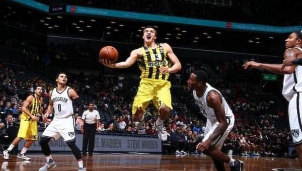 Fenerbahçe basketbol tarihine geçti