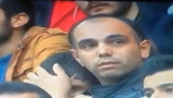 Fenerbahçe formalı çocuğa saldırı girişimi!