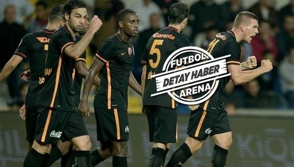 Galatasaray eleştiriliyor ama...