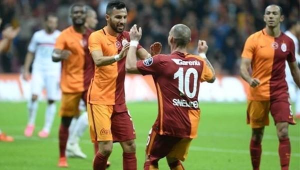 Galatasaray'ın forma göğüs sponsoru belli oldu!