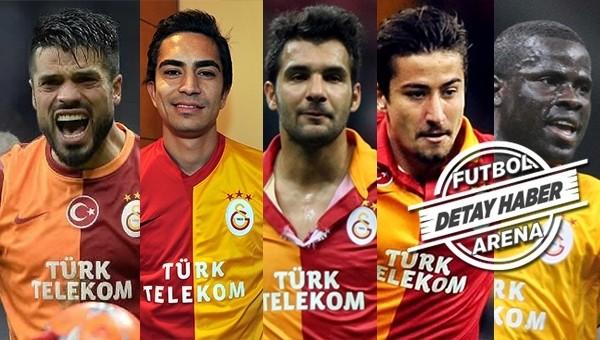Galatasaray'ın parası deniz...