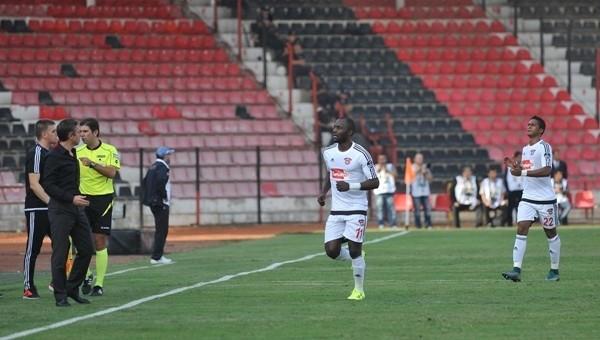 Gaziantepspor - Osmanlıspor maçı kaç kaç bitti?
