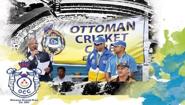 Güney Afrika'da Osmanlı Kriket Kulübü