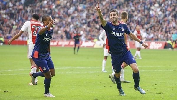Hollanda derbisinin galibi PSV