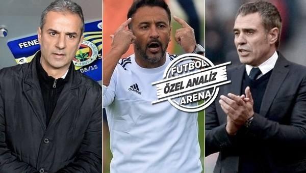 Kocaman, Yanal, Kartal, Pereira?