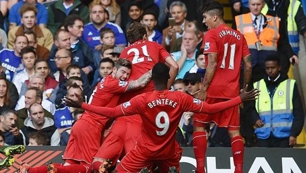 Liverpool'dan unutulmaz galibiyet