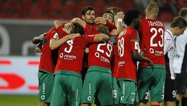Beşiktaş'ın rakibi Lokomotiv Moskova yine kazandı