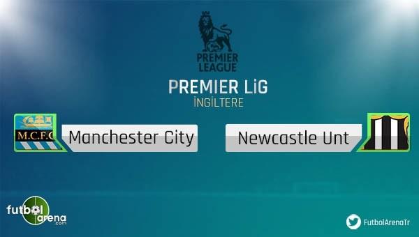 Manchester City - Newcastle maçı saat kaçta, hangi kanalda?