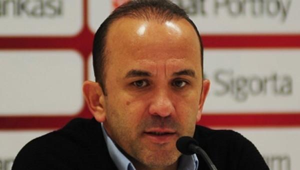 Mehmet Özdilek, Galatasaray'dan çekinmiyor
