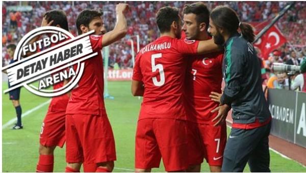 Milli takımın gol yükü Beşiktaş'tan