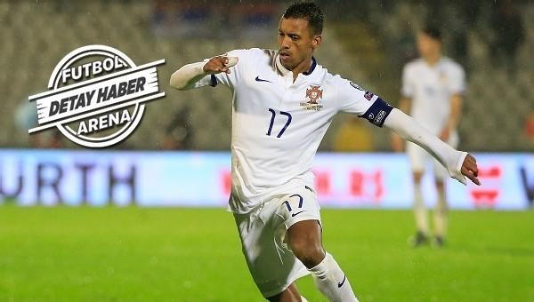 Nani atıyor, Portekiz kaybetmiyor