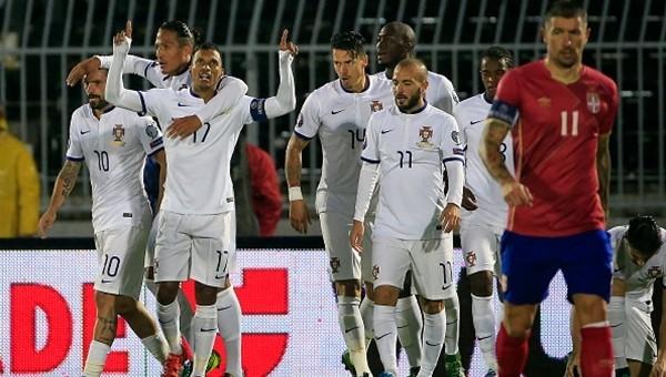 Nani attı, Portekiz kazandı