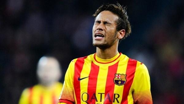 Neymar'ın başı dertte