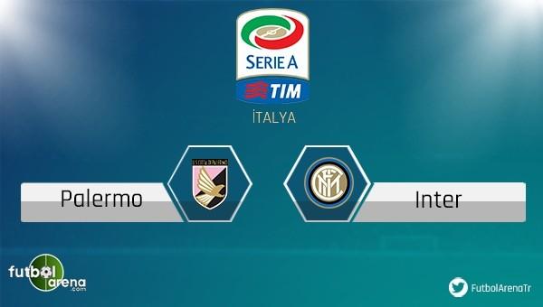 Palermo - Inter maçı saat kaçta, hangi kanalda?